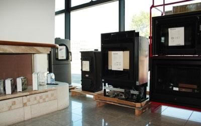 showroom riscaldamento, stufe e camini